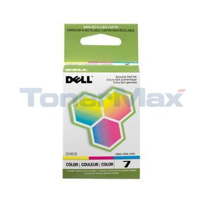 DELL 966 PRINT CARTRIDGE COLOR